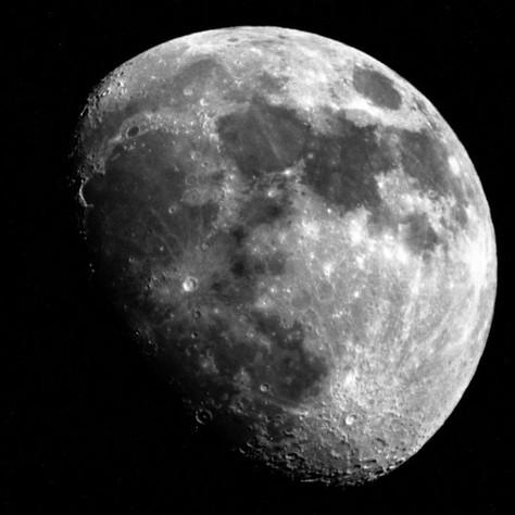 Wie fotografiert man den Mond?