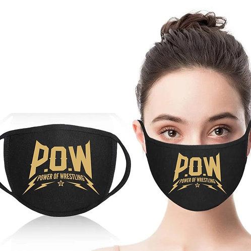 P.O.W-Mund-Nasen-Maske