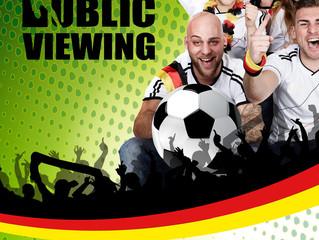 INFO  Public Viewing…  Steinhude - Scheunenviertel