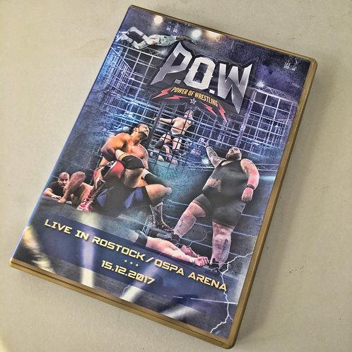 DVD - POW LIVE in Rostock 2017 | Ospa Arena | vom 15.12.2017
