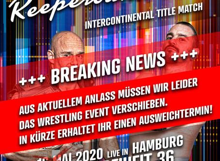 +++ Breaking News +++