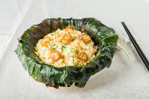 Nasi Goreng Seafood Panggang