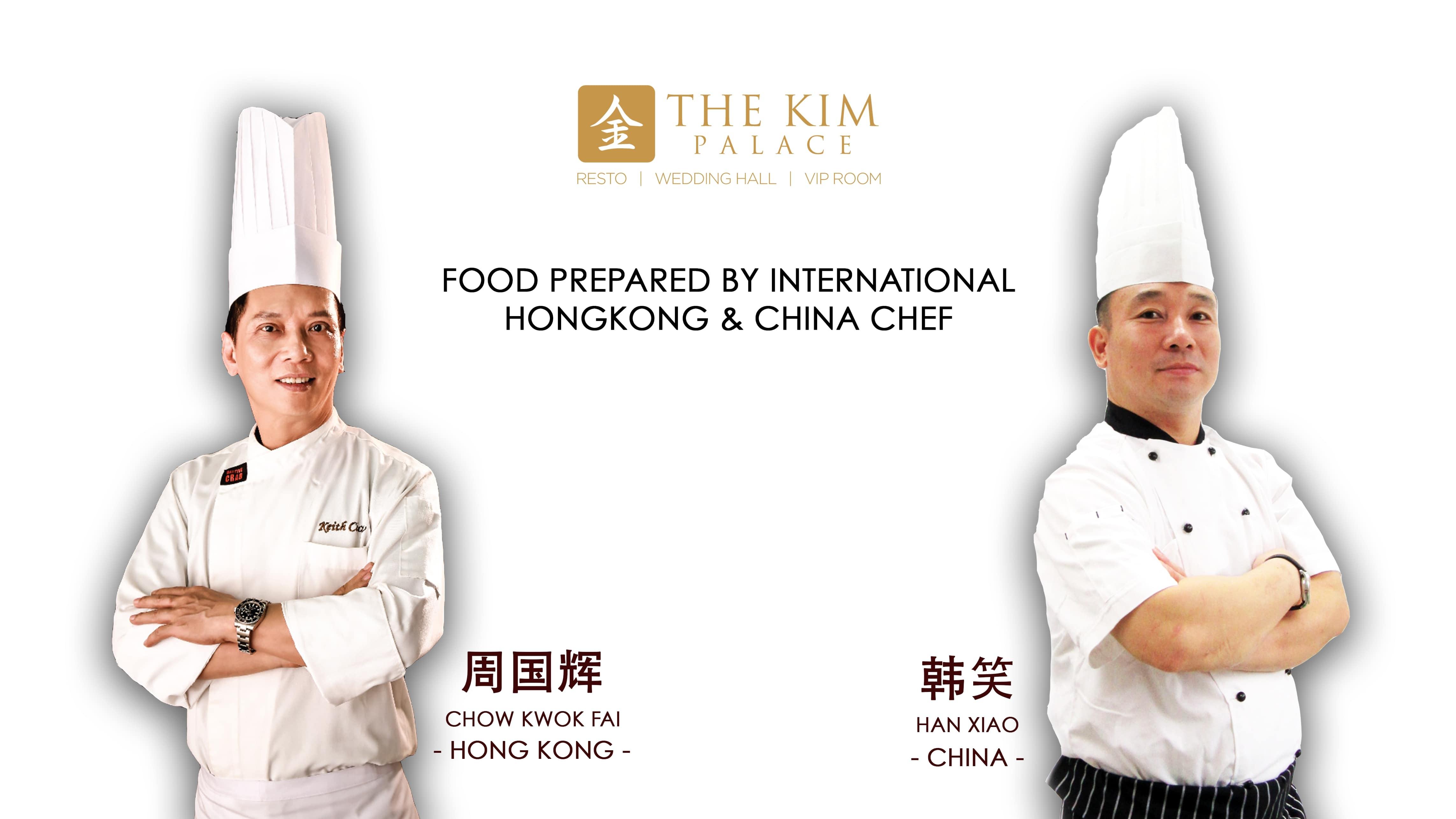 THE KIM chef PIC