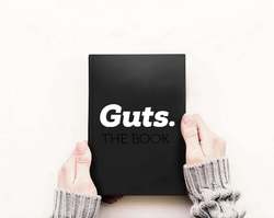 mockup guts the book