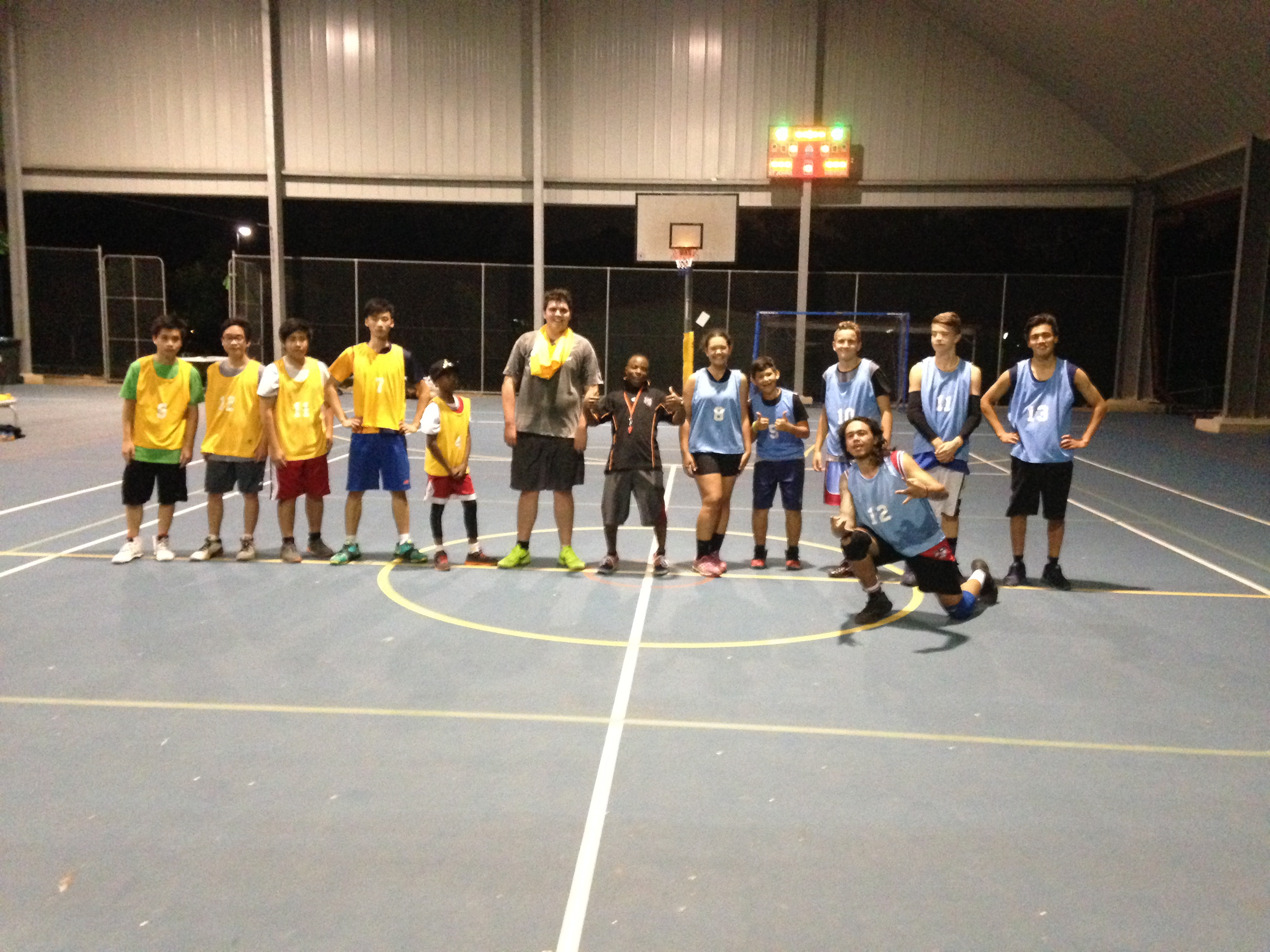 Community 4on4 Basketball