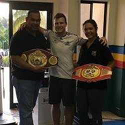 Jeff Horn The Champ