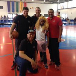 School Basketball Sportmanship