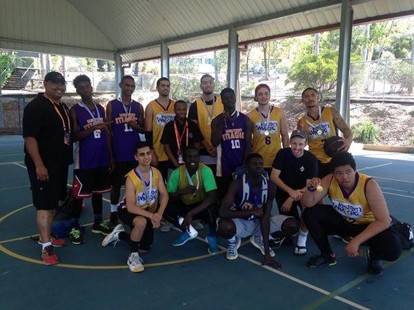 Western Magic Community Basketball