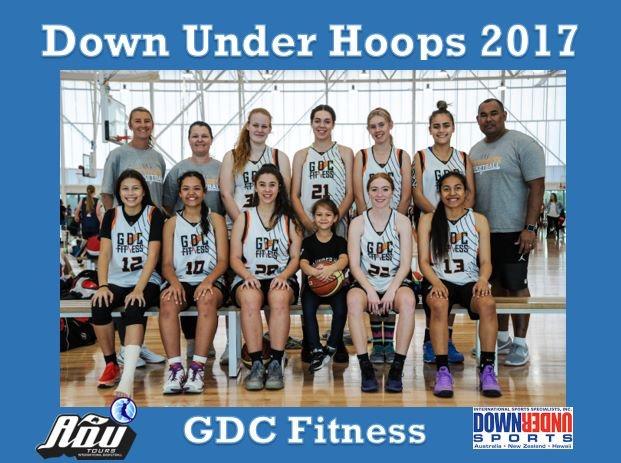 GDC Fitness Basketball