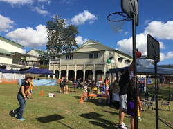 School Fete Basketball Game