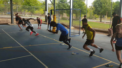Speed & Agility Session