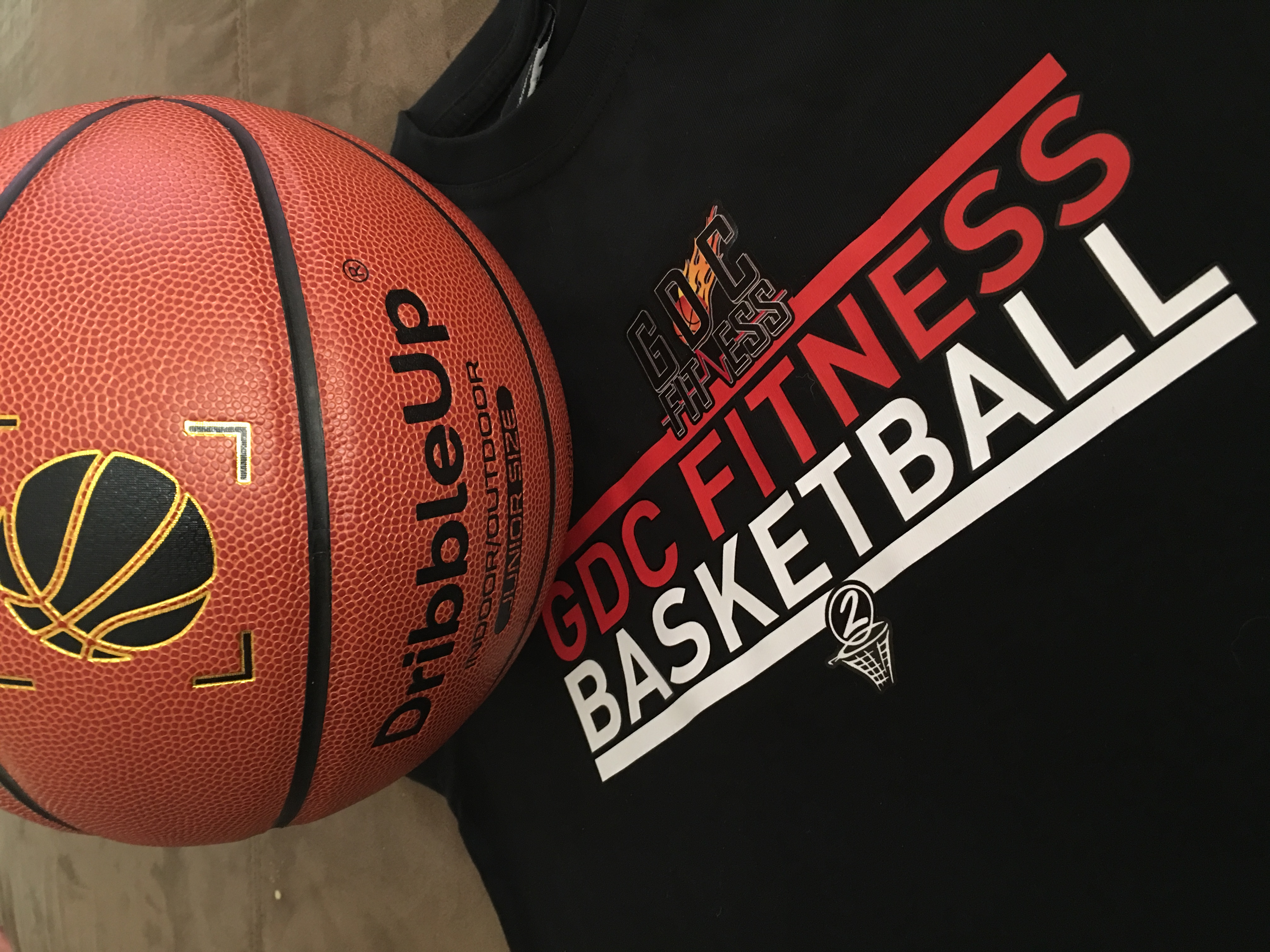 GDC Fitness Academy Shirts