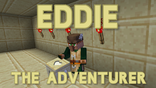 Eddie the Adventurer