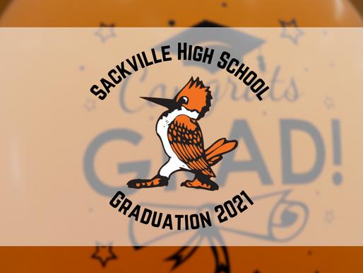Volunteer Opportunity: Graduation at Sackville High School