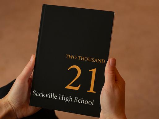 Project Spotlight: Sackville High School Yearbook