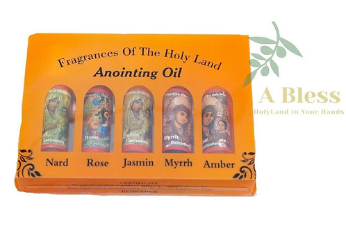 Frankincense (Fragrances of the Holy Land)