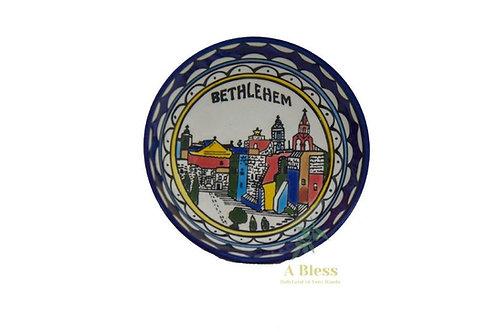 Ceramic Bowl - Bethlehem