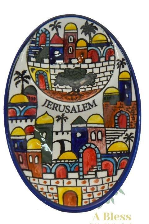 Ceramic Dish for Olive