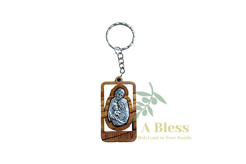 The Holy Family Key Chain
