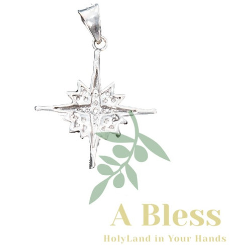 Star of Bethlehem Pendant