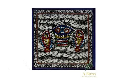Ceramic Dish Square -Tabgha