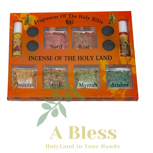 Frankincense(Fragrances of the Holy Land 0