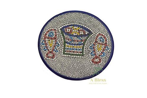 Ceramic Plate - Tabgha