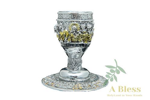 Silver Communion Set