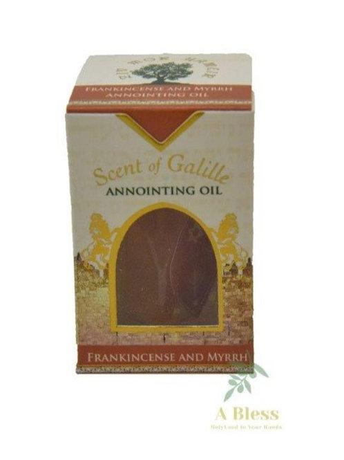 Scent of Galilee Anointing Oil Frankincense & Myrrh - 15 Ml