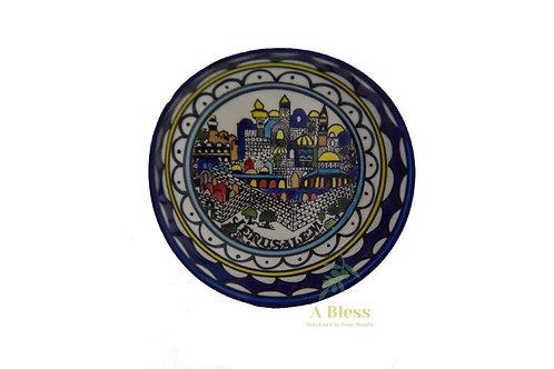 Ceramic Bowl - Jerusalem