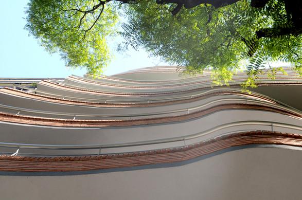 Balcones Pavillon Goyena