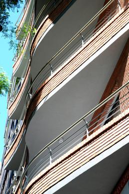Fachada Pavillon Goyena