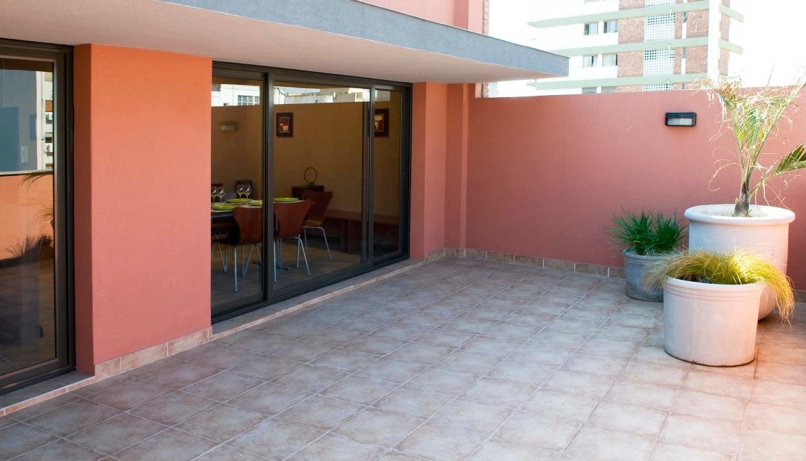 Terraza Pavillon Falcón