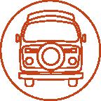 Icon VW Bulli