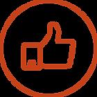 Icon Daumen hoch