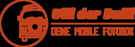Logo Ulli der Bulli mit Schrift