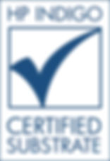 HP Indigo certified substrate