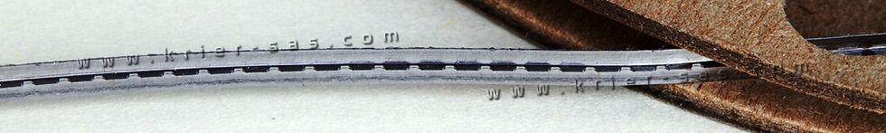 Filets perforateurs offset