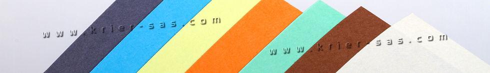 Manille papier calibrée UNDERPACKS