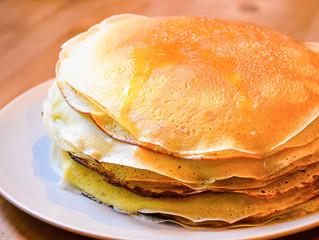 Recette pâte à crêpe/pancakes