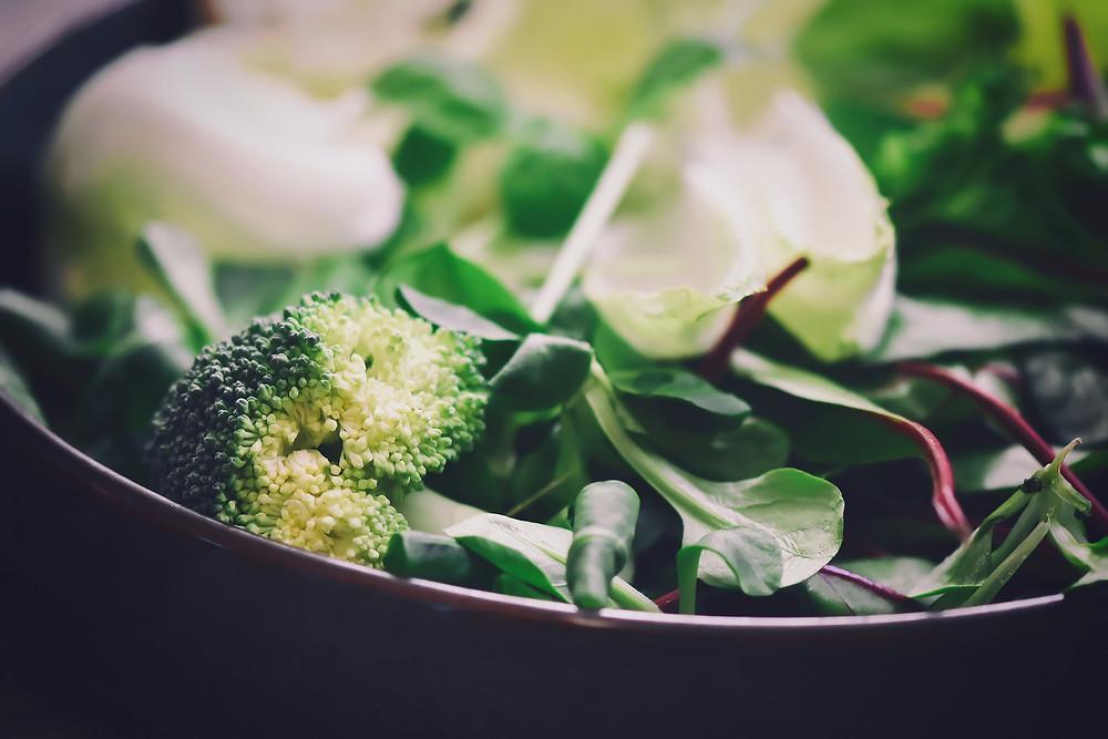 Salade brocolis