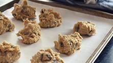 Pâte à biscuit aux brisures de chocolat