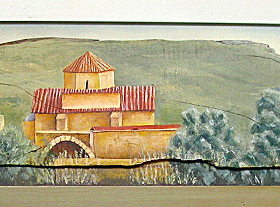 Sinti Monastery, Cyprus
