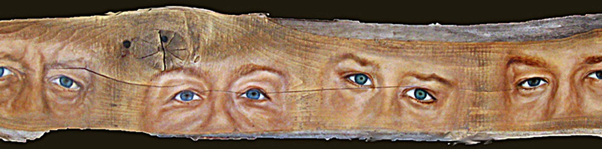 Kozak Family Portrait - Eyes