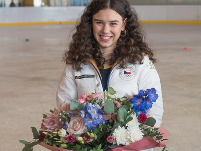 Ukončení sportovní kariéry Anna Dušková