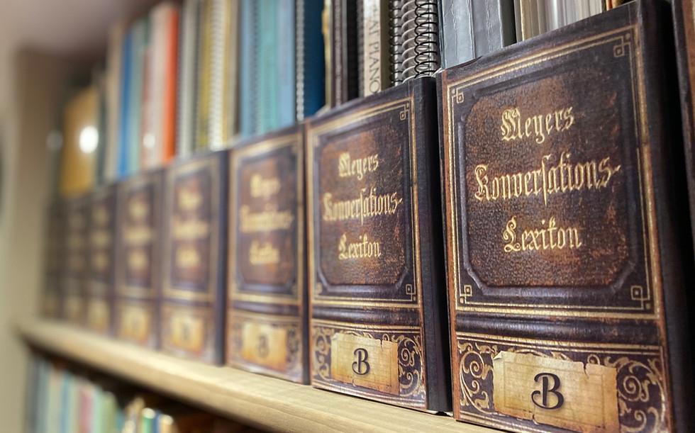 Nuestra biblioteca de partituras