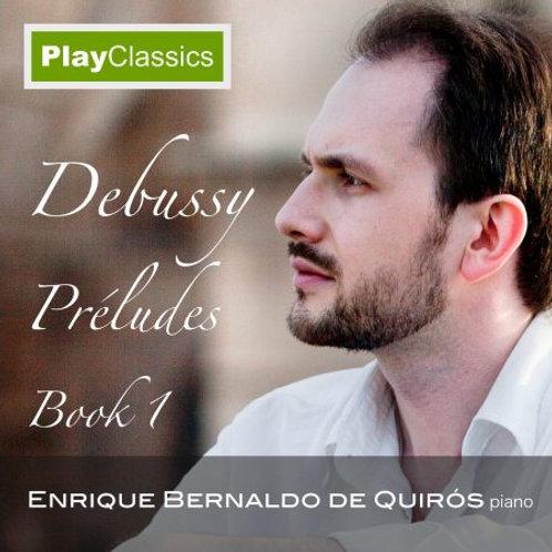 Debussy Preludes, Book I