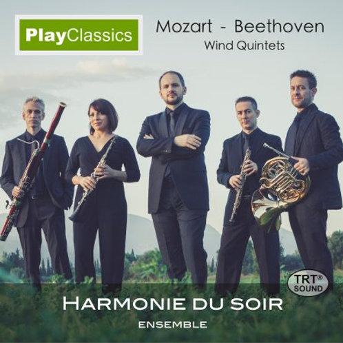 Mozart - Beethoven Wind Quintets