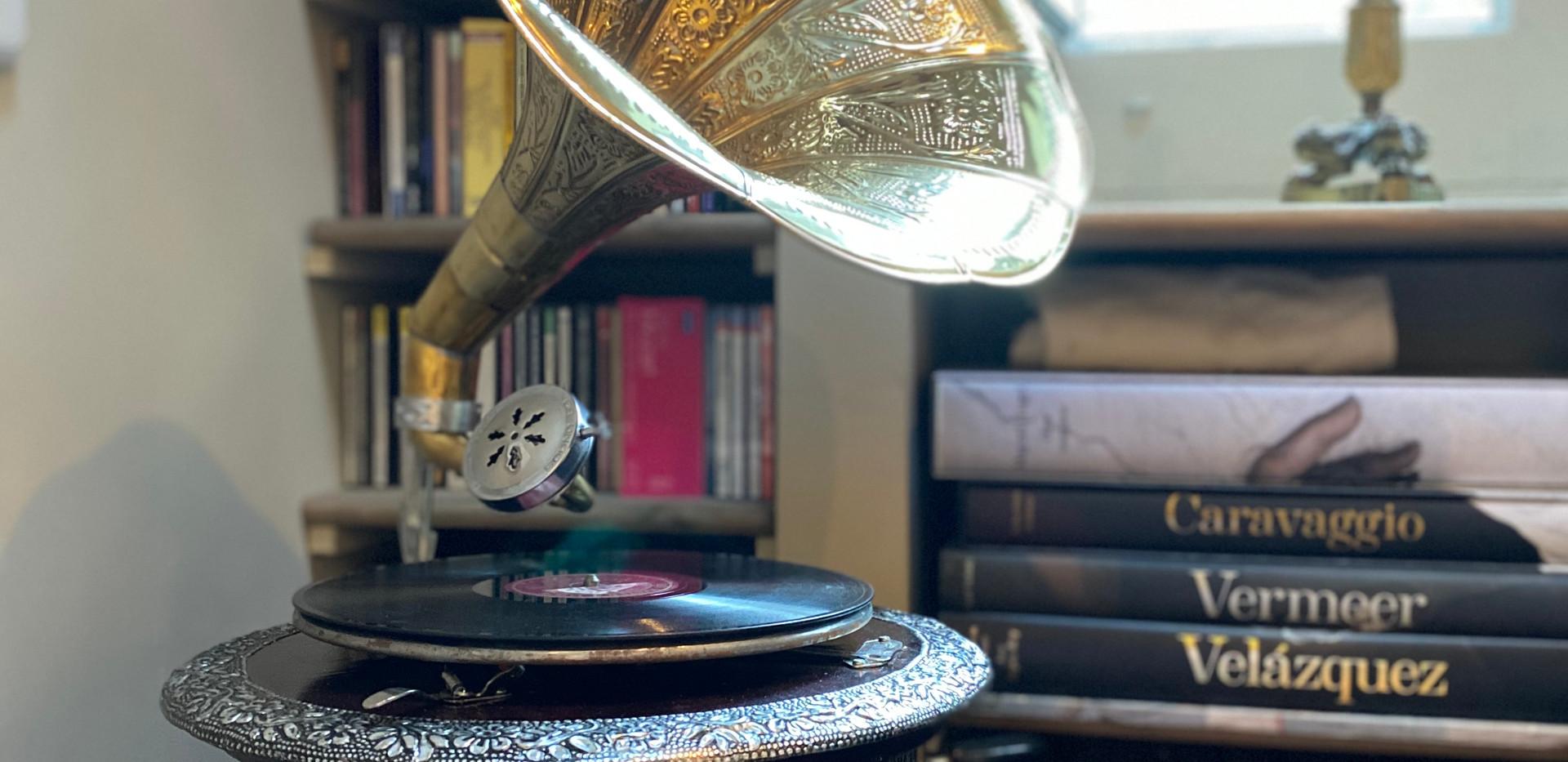 Nuestro gramófono