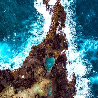 Luftaufnahme Hawaii
